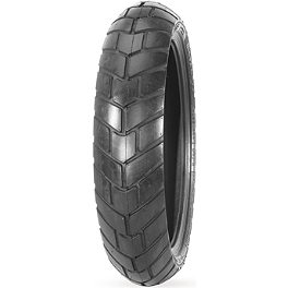 Avon Distanzia Front Tire - 110/80VR19 - Avon Distanzia Rear Tire - 110/80-18S