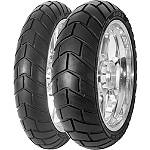 Avon Distanzia Tire Combo - Motorcycle Tires