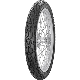 Avon Gripster Front Tire - 90/90-21T - Avon 3D Ultra Supersport Rear Tire - 180/55ZR17