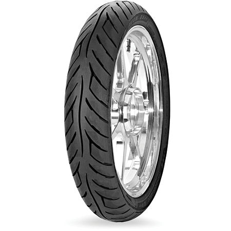 Avon Roadrider Front Tire - 100/80-17V - Main