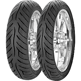 Avon Roadrider Tire Combo - Avon Roadrider Rear Tire - 120/90-17V
