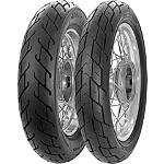 Avon Roadrunner Tire Combo -  Motorcycle Tires and Wheels
