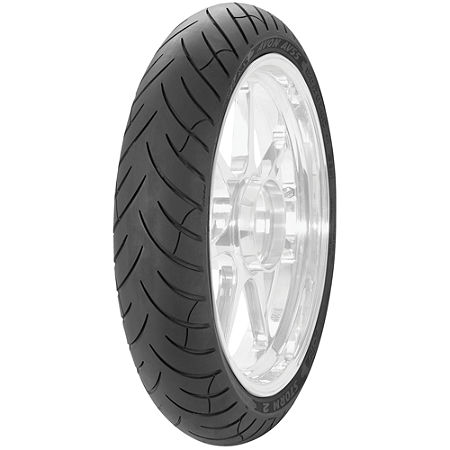 Avon Storm 2 Ultra Front Tire - 120/70ZR17 - Main