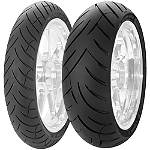 Avon Storm 2 Ultra Tire Combo - Motorcycle Tires