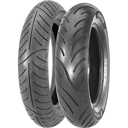 Avon Venom Tire Combo - Avon Roadrider Rear Tire - 110/90-18V