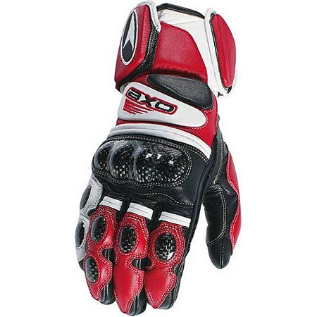 AXO KK4-R Leather Gloves - Main