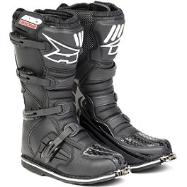 AXO Drone Boots - Moose M1 Boots With ATV Sole