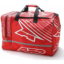 2013 AXO Weekender Gear Bag - 2014 Troy Lee Designs Jet Bag
