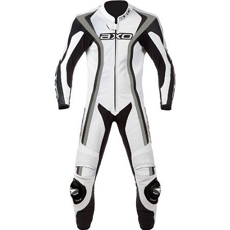 AXO Talon Leather One-Piece Suit - Main