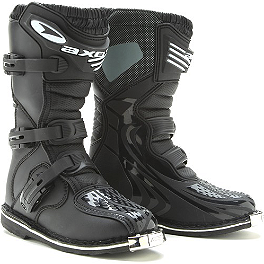 AXO Youth Drone Jr. Boots - AXO Youth Drone Pee-Wee Boots