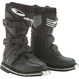 AXO Youth Drone Pee-Wee Boots - AXO Youth Drone Jr. Boots