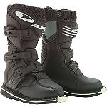 AXO Youth Drone Pee-Wee Boots - AXO ATV Riding Gear