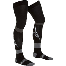 AXO MX Long Socks - 2013 Answer Moto Knee Brace Socks