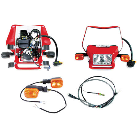 Baja Designs EZ Dual Sport Kit Electric Start - Main