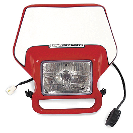 Baja Designs Enduro Lighting Kit Option 1 - Baja Designs Enduro Lighting Kit Option 2