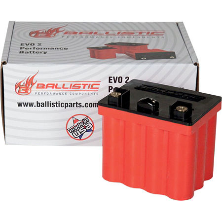Ballistic EVO2 Battery - Main