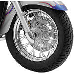 Baron Axle Nut / Fork Covers - Baron Custom Accessories Cruiser Tire and Wheel Accessories