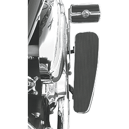 Baron Adjustable Rider Solid Longboards - 2008 Kawasaki Vulcan 900 Classic LT - VN900D Baron Custom Accessories Big Air Kit Cover - Chrome V-125C.I.