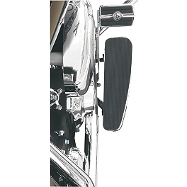 Baron Custom Accessories Adjustable Rider Solid Longboards - 2001 Harley Davidson Heritage Softail Classic - FLSTC Baron Custom Accessories Big Air Kit Cover - Chrome V-125C.I.