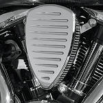 Baron Big Air Kit - Chrome Comet - Baron Custom Accessories Cruiser Products