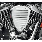 Baron Custom Accessories Big Air Kit - Chrome Comet - Cruiser Air Filters, Cleaners & Fuel Filters