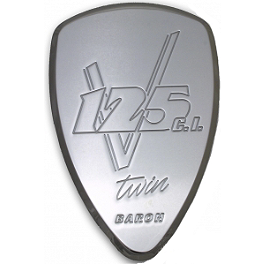 Baron Custom Accessories Big Air Kit - Chrome V-125C.I. - Baron Custom Accessories Big Air Kit Cover - Chrome V-125C.I.