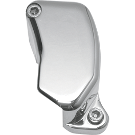 Baron Decompression Cover - Baron Rear Chrome Horn Cover