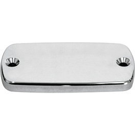 Baron Custom Accessories Master Cylinder Cover - Smooth - 2007 Kawasaki Vulcan 1600 Classic - VN1600A Baron Custom Accessories Big Air Kit Cover - Chrome V-125C.I.