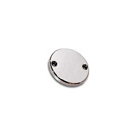 Baron Custom Accessories Round Master Cylinder Cover - Main