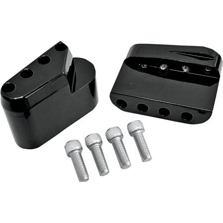 Baron Custom Accessories Passenger Floorboard Comfort Kit - Adjustable - Main