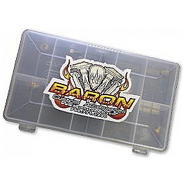 Baron Custom Accessories Performance Needle / Jet Kit - 2001 Yamaha V Star 1100 Custom - XVS1100 Baron Bullet Ends For ISO Grips
