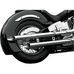 Baron Slasher Pipes - Baron Custom Accessories Cruiser Exhaust