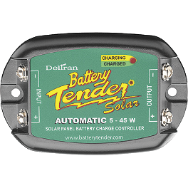Battery Tender Solar Controller - Battery Tender Solar Charger - 15 Watt