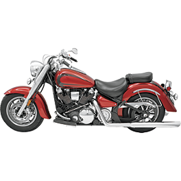 Bassani Xhaust Power Curve True-Dual Crossover Headpipes - Bassani Xhaust 3
