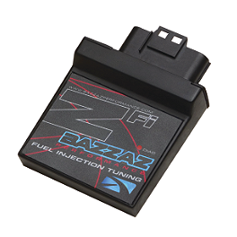 Bazzaz Performance Z-FI Fuel Control Unit - 2008 Kawasaki ZX600 - Ninja ZX-6R Dynojet Power Commander 5