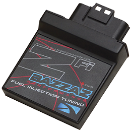 Bazzaz Performance Z-FI Fuel Control Unit - 2010 Yamaha YZF - R6 Dynojet Power Commander 5