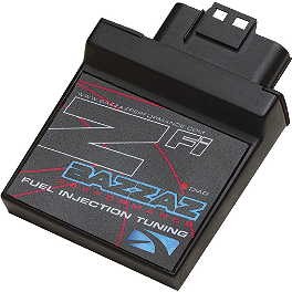 Bazzaz Performance Z-FI Fuel Control Unit - 2009 KTM 1190 RC8 R Bazzaz QS4 USB Stand Alone Plug And Play Quick Shifter