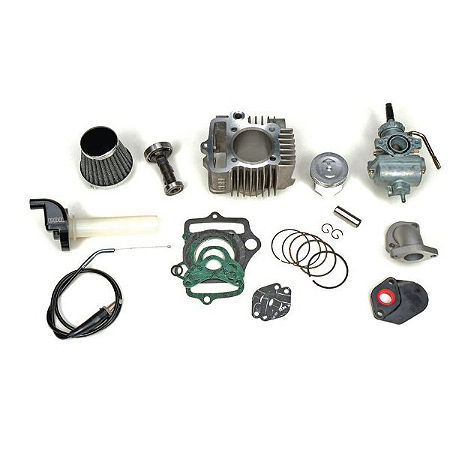 BBR 88cc Flat Top Big Bore Kit - Main