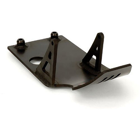 BBR XR50 Skid Plate Black - Main