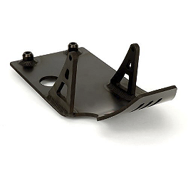 BBR XR50 Skid Plate Black - 2005 Honda CRF50F N-Style All-Trac 2 Gripper Seat Cover - Tall