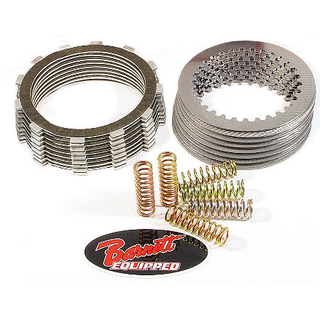 Barnett Clutch Kit With Carbon Fiber Friction Plates - Main