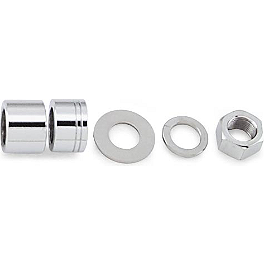 Biker's Choice Rear Axle Hardware Kit - Biker's Choice Front Axle