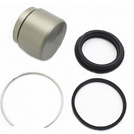Biker's Choice Brake Caliper Piston & Seal Kit - Front - Biker's Choice Brake Caliper - Front Left