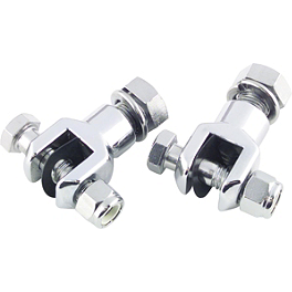 Biker's Choice Rear Footpeg Clevis - Kuryakyn Retractable Passenger Pegs Without Adapters