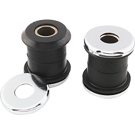Biker's Choice Urethane Handlebar Bushing Kit - All Balls Swingarm Bearings