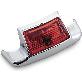 Biker's Choice Fender Tip Lights - Biker's Choice Replacement Lens For Custom Marker Lamp