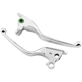 Biker's Choice Brake & Clutch Lever Set - Biker's Choice O-Series Levers Set