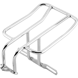 Biker's Choice Luggage Rack - 2-Up Seat - Biker's Choice Luggage Rack - Solo Seat