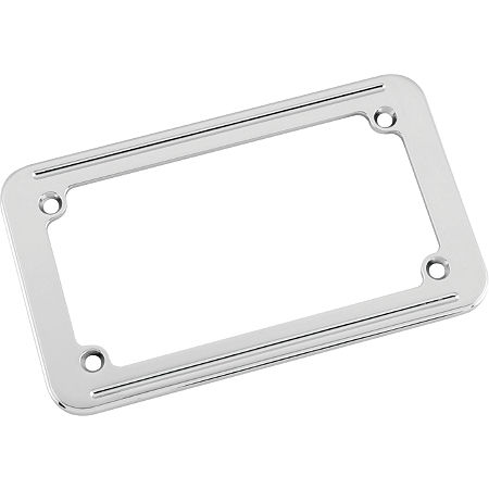 Biker's Choice License Plate Frame - Small Twin Line - Main