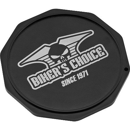 Biker's Choice Motorcycle Coaster - Skull - Main